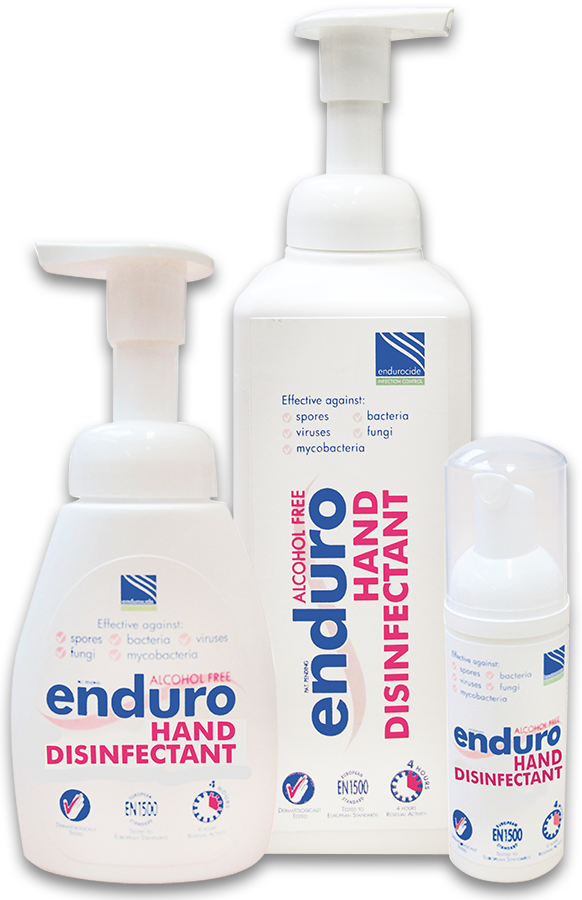 Enduro Skin Disinfectants