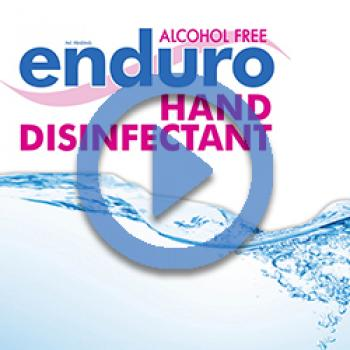 Enduro Hand Disinfectant Product Video